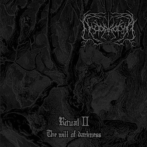 Nyctophobia - Ritual II - The Will of Darkness CD