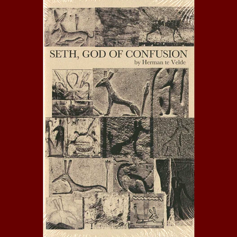 Seth, God Of Confusion - Limited Edition Hardcover