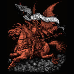 Slaughtbbath ‎– Contempt, War And Damnation CD