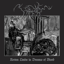 Uškumgallu ‎– Rotten Limbs In Dreams Of Blood LP