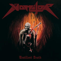 Vomitor ‎– Pestilent Death CD