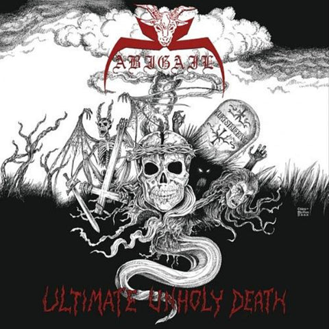 Abigail  ‎– Ultimate Unholy Death LP