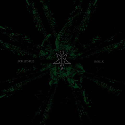 Abigor ‎– Time Is The Sulphur In The Veins Of The Saint - An Excursion On Satan's Fragmenting Principle CD