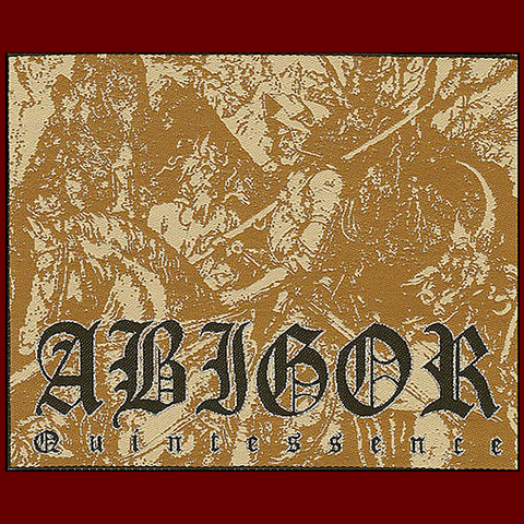 Abigor - Quintessence Patch