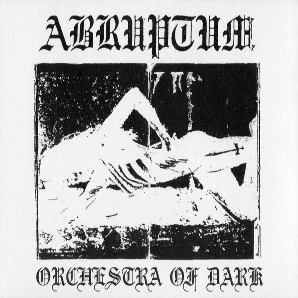 Abruptum ‎– Orchestra Of Dark CD
