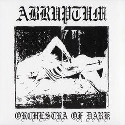 Abruptum ‎– Orchestra Of Dark LP (White vinyl)