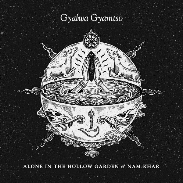 Alone In The Hollow Garden & Nam-Khar ‎– Gyalwa Gyamtso CD