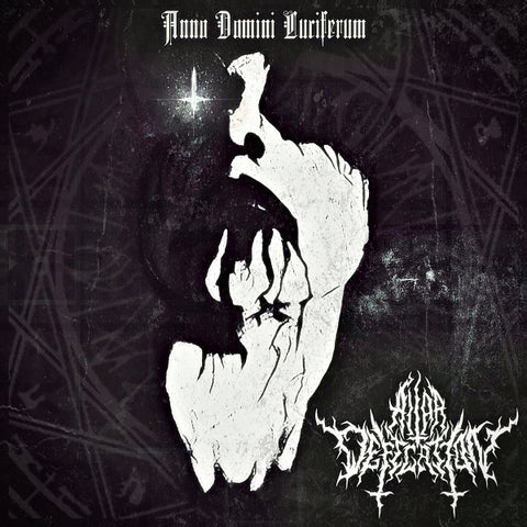 Altar Defecation - Anno Domini Luciferum CD