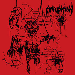 Amputation  ‎– Slaughtered In The Arms Of God CD