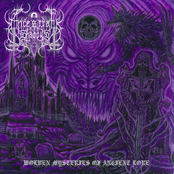 Ancestral Shadows ‎– Wolven Mysteries Of Ancient Lore CD