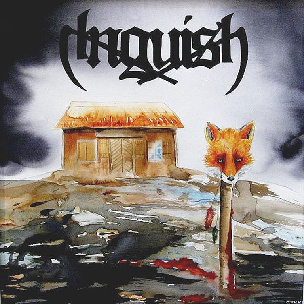 Anguish - Through the Archdemon's Head CD