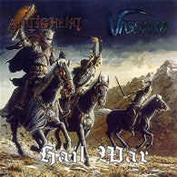 Antichrist / Vassago - Hail War! CD