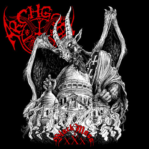 Archgoat ‎– Black Mass XXX CD