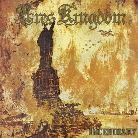 Ares Kingdom - Incendiary CD