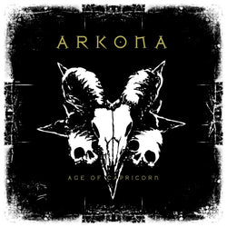 Arkona ‎– Age Of Capricorn LP
