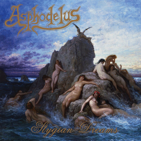 Asphodelus ‎– Stygian Dreams CD