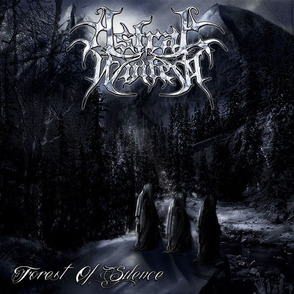 Astral Winter ‎– Forest Of Silence CD