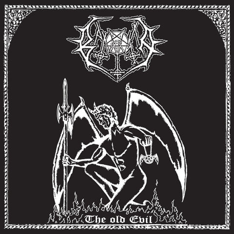 Baxaxaxa - The old Evil CD