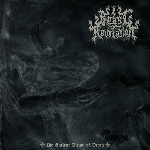 Beast Of Revelation ‎– The Ancient Ritual Of Death CD
