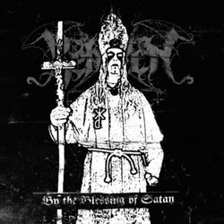 Behexen ‎– By The Blessing Of Satan LP (Black, Grey, White & Magenta Splatter Vinyl)