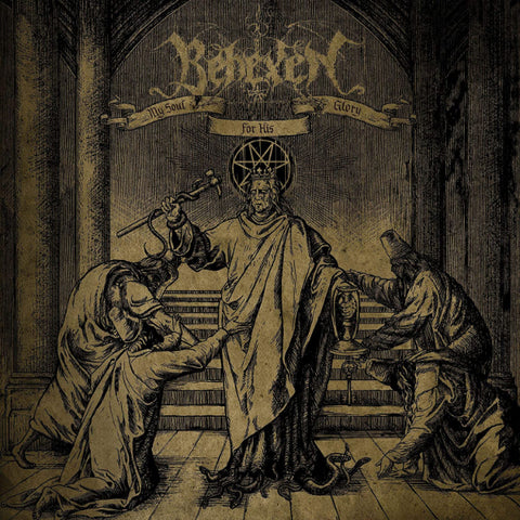 Behexen – My Soul for His Glory CD