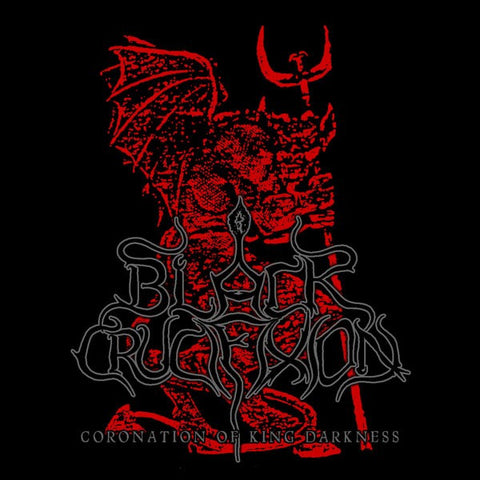 Black Crucifixion - Demon Logo Patch