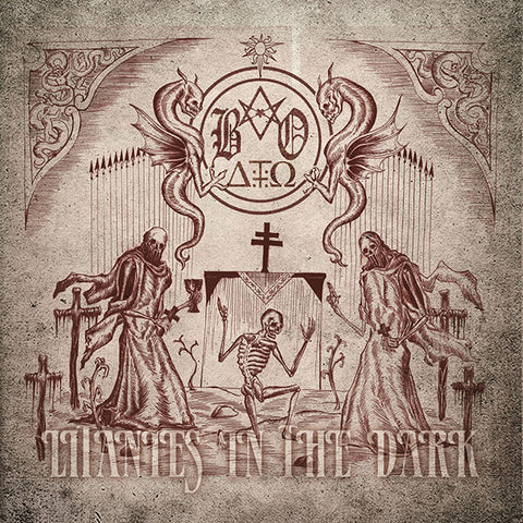 Black Oath ‎– Litanies In The Dark CD