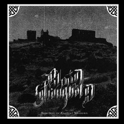Blood Stronghold ‎– Heritage In Ancient Shadows CD