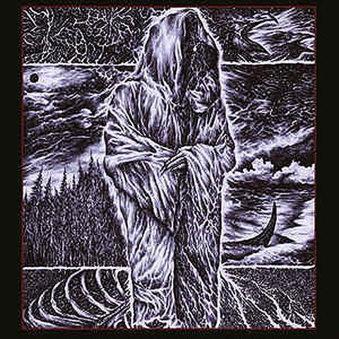 Blood Stronghold - Vengeance in Sacrificial Blood CD