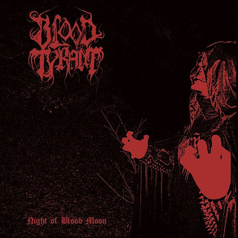 Blood Tyrant ‎– Night Of Blood Moon CD