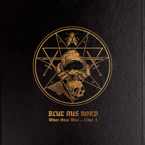 Blut Aus Nord ‎– What Once Was... Liber I CD