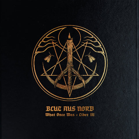 Blut Aus Nord ‎– What Once Was = Liber III CD