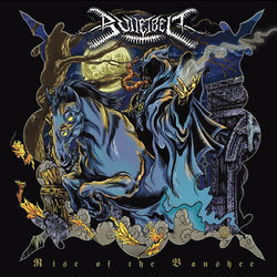 Bulletbelt - Rise of the Banshee LP