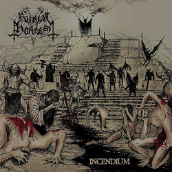 Burial Hordes - Incendium CD