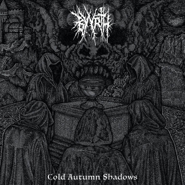 Byyrth - Cold Autumn Shadows CD