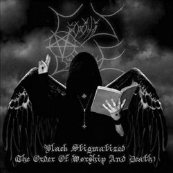 Capitis Damnare ‎– Black Stigmatized (The Order Of Worship And Death) CD