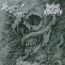 Cauldron Black Ram / Sempiternal Dusk ‎– The Maul Of The Old World / Stygian Reflections In Ruin 7""