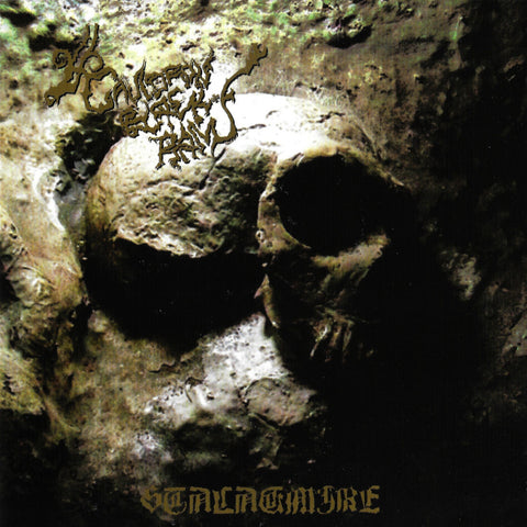 Cauldron Black Ram ‎– Stalagmire CD