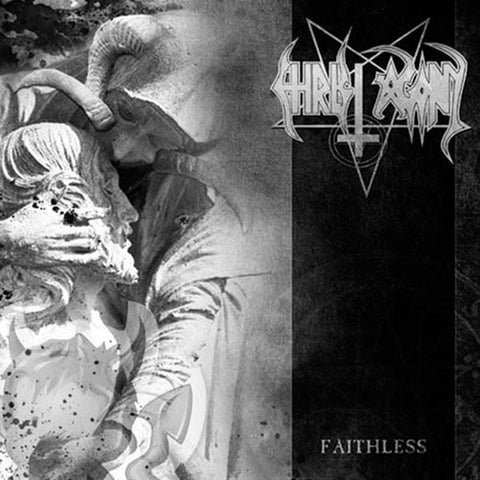 Christ Agony - Faithless Demo Compilation CD
