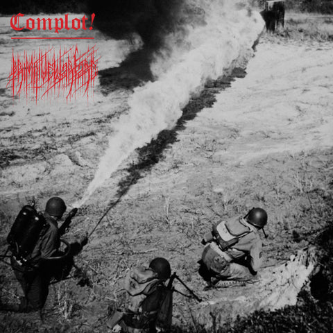 Complot! / Primitive Warfare - Split LP