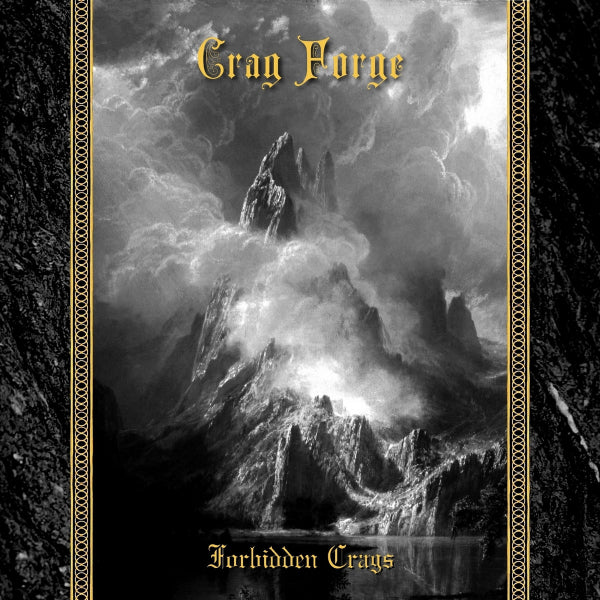 Crag Forge ‎– Forbidden Crags CD