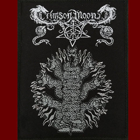 Crimson Moon - Oneironaut Serpent Patch