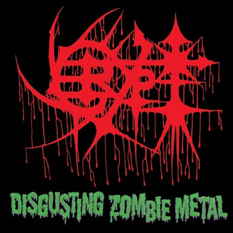 Crypt  ‎– Disgusting Zombie Metal 3CD Box