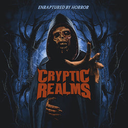 Cryptic Realms ‎– Enraptured By Horror CD