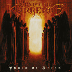 Crypt of Kerberos - World of Myths CD