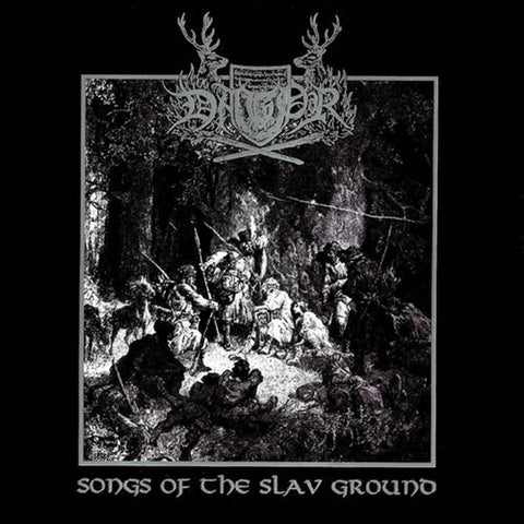 Dagor ‎– Songs Of The Slav Ground CD