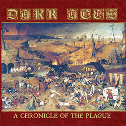 Dark Ages  ‎– A Chronicle Of The Plague CD