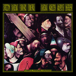 Dark Ages  ‎– Rabble, Whores, Usurers CD
