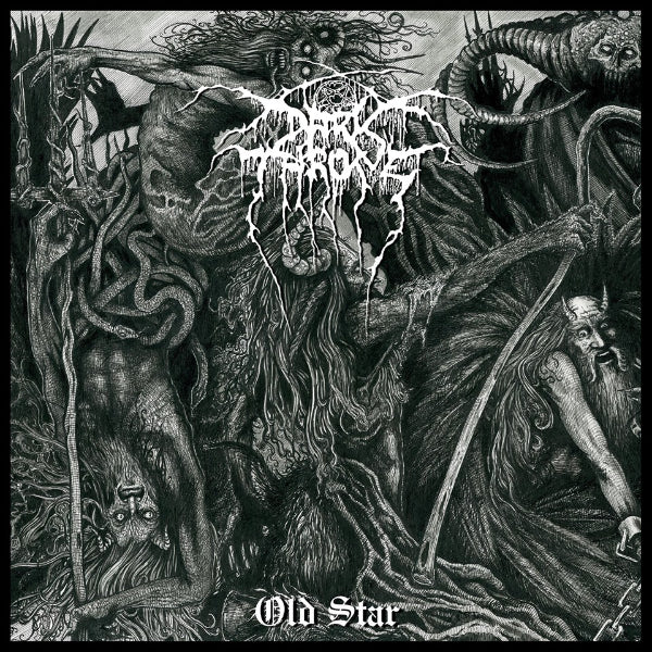 Darkthrone ‎– Old Star CD
