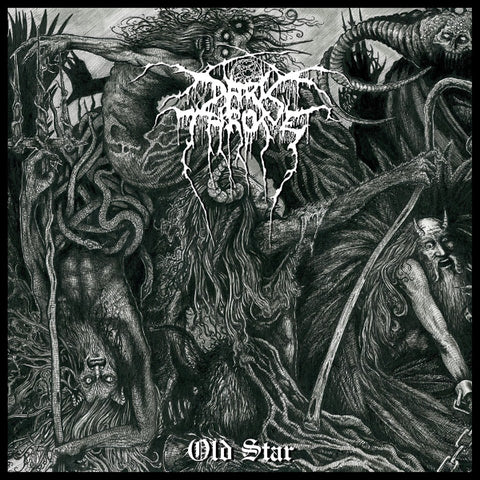 Darkthrone ‎– Old Star LP